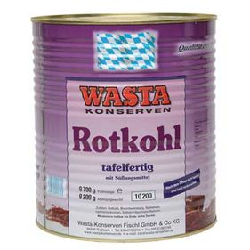 Wasta canned Food