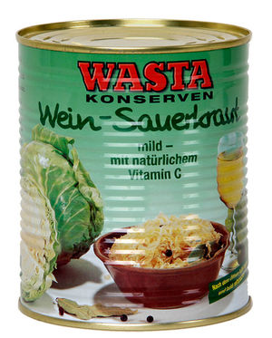 Wine Sauerkraut 850 ml